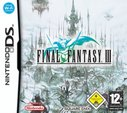 Cover zu Final Fantasy III - Nintendo DS