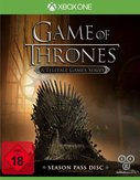Cover zu Game of Thrones: A Telltale Games Series - Xbox One