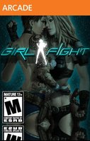 Cover zu Girl Fight - Xbox Live Arcade