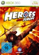 Cover zu Heroes over Europe - Xbox 360