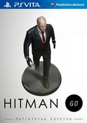 Cover zu Hitman GO: Definitive Edition - PS Vita
