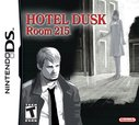 Cover zu Hotel Dusk: Room 215 - Nintendo DS