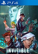 Cover zu Invisible, Inc. - PlayStation 4