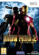 Cover zu Iron Man 2 - Wii