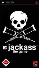Cover zu Jackass: The Game - PSP