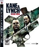 Cover zu Kane & Lynch: Dead Men - PlayStation 3