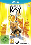 Cover zu Legend of Kay Anniversary - Wii U