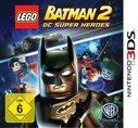 Cover zu LEGO Batman 2: DC Super Heroes - Nintendo 3DS