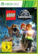 Cover zu LEGO Jurassic World - Xbox 360