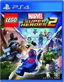 Cover zu LEGO Marvel Super Heroes 2 - PlayStation 4