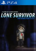 Cover zu Lone Survivor: The Director's Cut - PlayStation 4