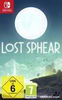 Cover zu Lost Sphear - Nintendo Switch