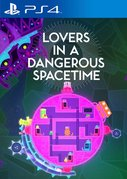 Cover zu Lovers in a Dangerous Spacetime - PlayStation 4