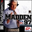 Cover zu Madden NFL 97 - PlayStation