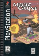 Cover zu Magic Carpet - PlayStation