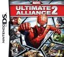 Cover zu Marvel: Ultimate Alliance 2 - Nintendo DS