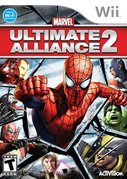 Cover zu Marvel: Ultimate Alliance 2 - Wii