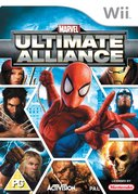 Cover zu Marvel: Ultimate Alliance - Wii