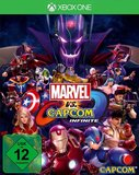 Cover zu Marvel vs. Capcom Infinite - Xbox One