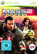 Cover zu Mass Effect 2 - Xbox 360