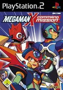 Cover zu Mega Man X Command Mission - PlayStation 2