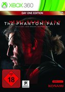 Cover zu Metal Gear Solid 5: The Phantom Pain - Xbox 360