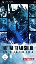 Cover zu Metal Gear Solid: Digital Graphic Novel - PSP