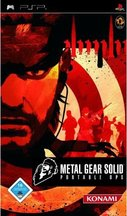 Cover zu Metal Gear Solid: Portable Ops - PSP