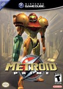 Cover zu Metroid Prime - GameCube