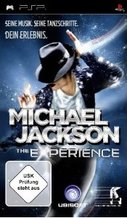 Cover zu Michael Jackson: The Experience - PSP