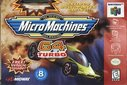 Cover zu Micro Machines 64 Turbo - Nintendo 64
