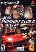 Cover zu Midnight Club 2 - PlayStation 2