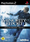 Cover zu Minority Report - PlayStation 2