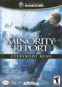 Cover zu Minority Report - GameCube