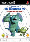 Cover zu Die Monster AG - PlayStation 2