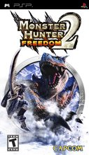 Cover zu Monster Hunter: Freedom 2 - PSP