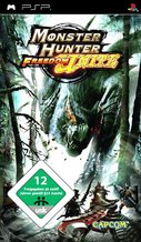 Cover zu Monster Hunter Freedom Unite - PSP