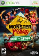 Cover zu Monster Madness - Xbox 360