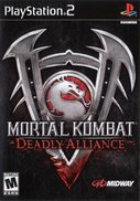 Cover zu Mortal Kombat: Deadly Alliance - PlayStation 2