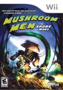 Cover zu Mushroom Men: The Spore Wars - Wii