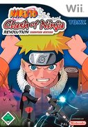 Cover zu Naruto: Clash of Ninja Revolution - Wii