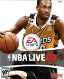 Cover zu NBA Live 08 - PlayStation 3