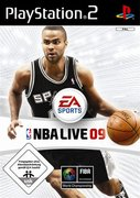 Cover zu NBA Live 09 - PlayStation 2