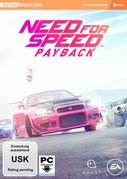 Cover zu Need for Speed: Payback - PlayStation 4