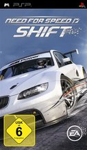 Cover zu Need for Speed: Shift - PSP