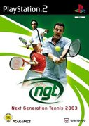Cover zu Next Generation Tennis 2003 - PlayStation 2