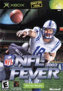 Cover zu NFL Fever 2002 - Xbox
