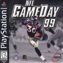Cover zu NFL GameDay '99 - PlayStation