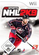 Cover zu NHL 2K9 - Wii