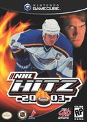 Cover zu NHL Hitz 2003 - GameCube